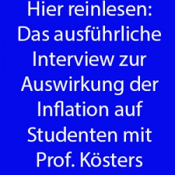Interview Kösters