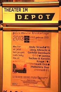 Petra-Meurer-Theatertage: Eskalation statt Projekt