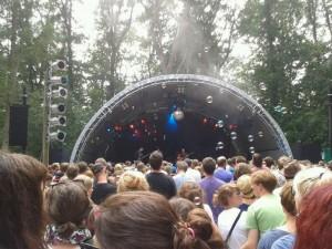 Seeed, Shout Out Louds und The Gaslight Anthem kommen in den nächsten Wochen nach NRW. Foto: Leonie Schwarzer