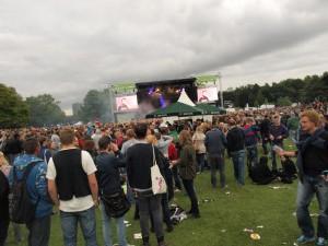 Auch in diesem Jahr sind die Bands für das Melt! Festival streng geheim. Foto: Saskia Gerhard