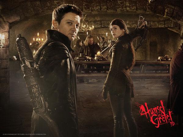 Hänsel und Gretel: Hexenjäger Fotos: Paramount Pictures