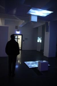 """Eine ungewöhnliche Perspektive: Die Videoinstallation """"Ikarus"""""""