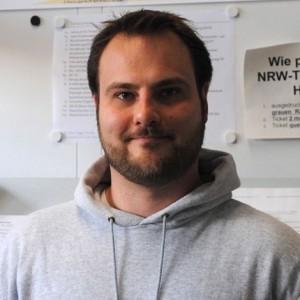 Marc Hövermann, Vorsitzender Asta, Foto: Christopher Ophoven