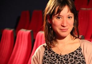 Tama Tobias-Macht hat schon mehrere Dokumentationen gedreht. Quelle: Miriam Grün