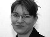 """Prof. Susanne Frank:""""Keine Verdrängung, sondern frewilliger Umzug!"""" (Foto: TU Dortmund)"""