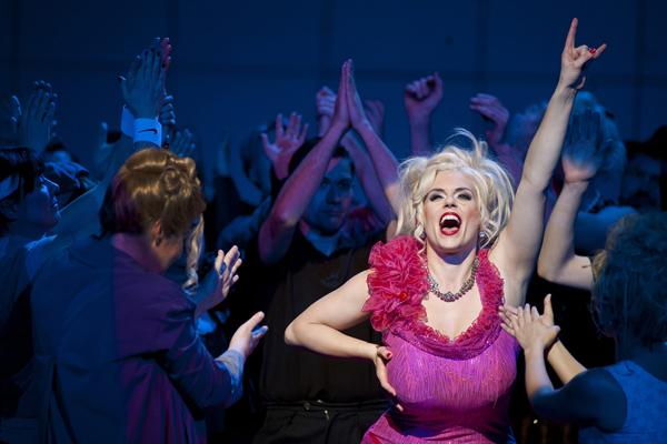 Anna Nicole, der gefeierte Star. Foto: Thomas M. Jauk / Stage Picture