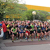 Rekord beim 29. Campuslauf