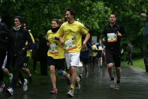 Bochumer Uni-Run: Vom Grauen ins Grüne