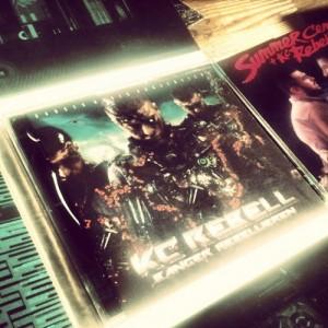 """KC Rebells aktuelles Album """"Banger Rebellieren"""""""