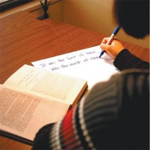 Wer abschreibt ohne korrekt zu zitieren, der plagiiert. Foto: photobucket/actrices.