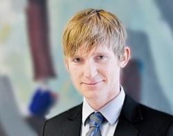 Alexander Stark ist bei der Umweltbank für die Kommunikation zuständig. Foto: Alexander Stark.