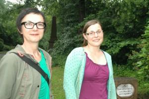 Heike Kollakowski (links) und Christina Steuer gehören zu den Projektträgern von Guidyon.