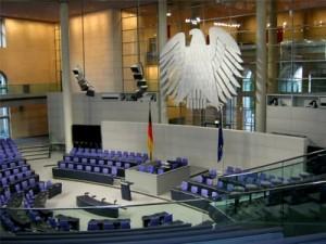 Hier sollen bald auch Politiker der AfD sitzen: im Deutschen Bundestag. Foto: lillysmum / pixelio.de