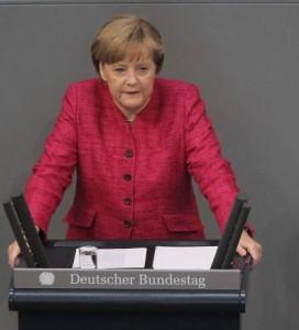 Bundeskanzlerin Angela Merkel will mit ihrer CDU für familienfreundlichere Universitäten einsetzen.