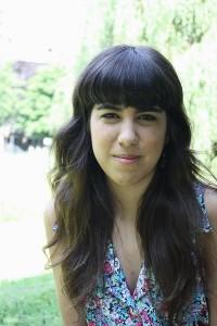 Die 23-jährige Sonia weiß um Spaniens wirtschaftliches Potenzial.