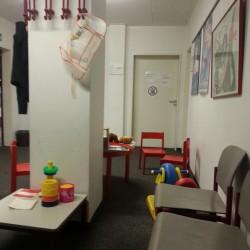 Das Wartezimmer der HIV-Beratungsstelle im Gesundheitsamt Dortmund. (Alle Fotos: David Freches // Teaserbild: )