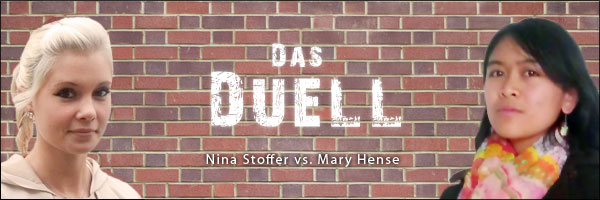 Das Duell: Nina vs. Mary