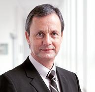 Ortwin Schäfer ist Mitglied der Geschäftsführung im Klinikum Dortmund. Foto: KlinikumDo
