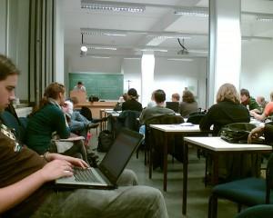 Das Münsteraner StuPa fast vollzählig bei einer Sitzung. (Foto: flickr/hopowatch Teaserbild: Janina Ribeiro)
