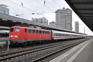 Am Essener Hauptbahnhof dürfen die Züge nur mit Schrittgeschwindigkeit fahren. Verspätungen sind die Regel.