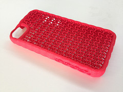 So kann eine selbstgedruckte Handyhülle aussehen. (Foto: shapeways/Flickr.com)