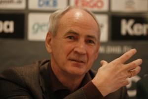 Bernhard Bauer ist seit September Präsident des Deutschen Handball-Bundes. Foto: Victor Fritzen