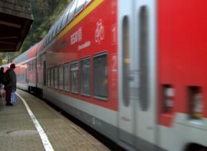 Schneller Wechsel: Vom Politiker zum Mitarbeiter der Deutschen Bahn Foto: Rainer Sturm / pixelio.de