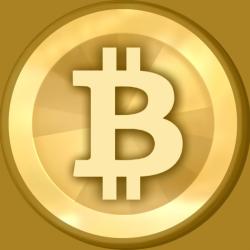 Das Bitcoin-Logo. Foto: Wikipedia / Satoshi