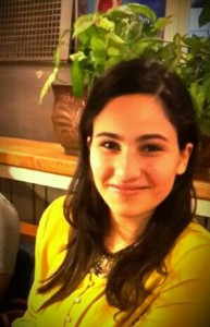 Die 21-jährige Nadine Hassan lebt und studiert in Kairo.