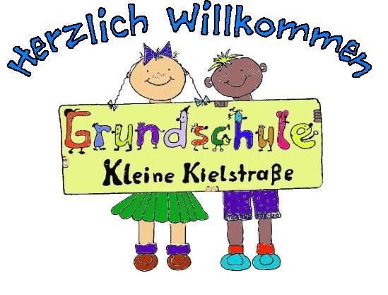 In der Grundschule Kleine Kielstraße kommen über 400 Kinder aus 35 Nationen zusammen. Screenshot: Niklas Dummer