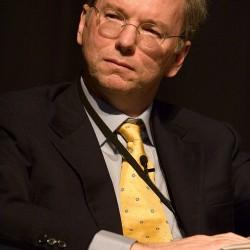 Eric E. Schmidt.