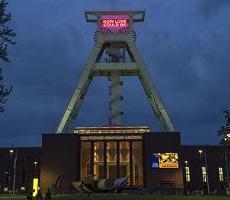 Bergbaumuseum zur Zeit des Detroit-Projektes. Foto: Philipp Rentsch