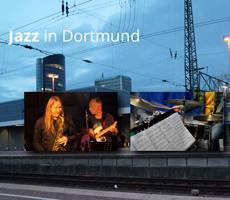 """Screenshot aus der Webdokumentation """"Jazz in Dortmund"""""""