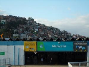 Aus der Traum: Das Endspiel im Estadio Maracana findet ohne Kolumbien statt. Foto: WM 2014/flickr.com
