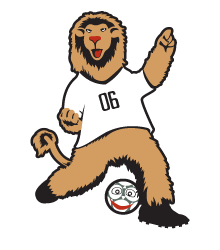 Goleo und Pille, Maskottchen bei der WM 2006 in Deutschland