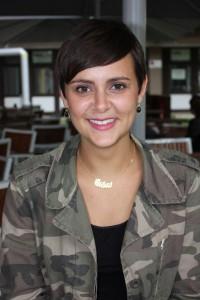 Dilara Serhats Lieblingscocktail ist der Long Island Ice Tea Foto: Stefanie Luthe
