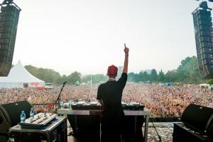 Rekord: 33.000 Besucher beim Juicy Beats