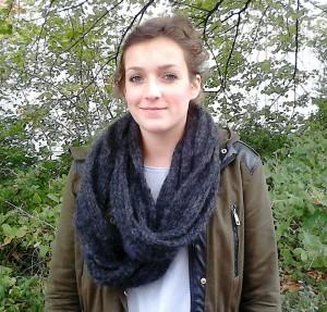 Marie-Louise, 21, studiert Wissenschaftsjournalismus
