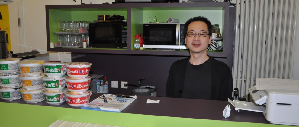 Manga-Café 1