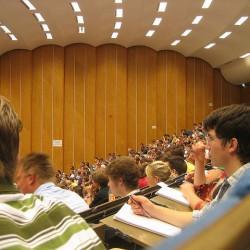 Studierende in der Vorlesung. Quelle: flickr.com