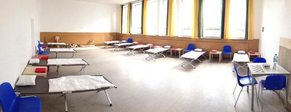 Dortmunder Schule wird Flüchtlingsheim