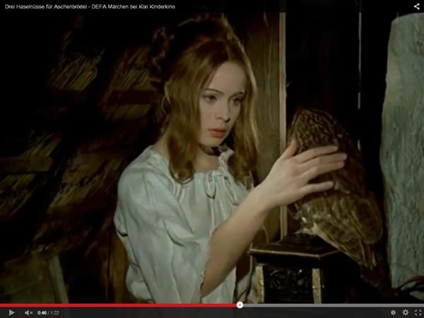 """Eulen sind nicht erst seit Harry Potter verlässliche Komplizen (Foto: Screenshot, YouTube-Kanal """"KixiKinderkino"""")"""
