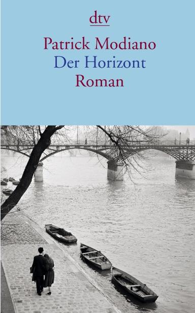 """Eine der Neuerscheinungen, die im Jahr 2015 geplant sind - """"Der Horizont"""" (erscheint bei dtv). Bild: dtv"""