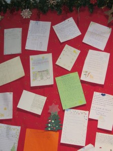 Briefe aus 50 Ländern erhält das Christkind in Engelskirchen