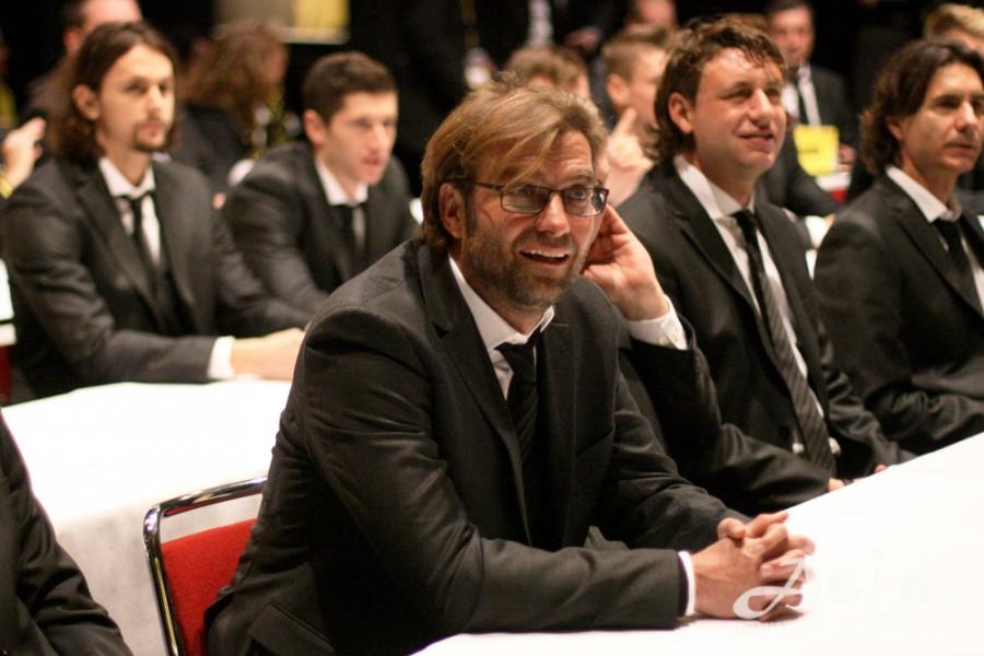 Der Trainer von Borussia Dortmund ist seit 2008 im Amt. Quelle: Flickr.de/Asia Joanna