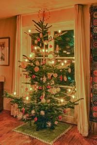 Typischer Christbaum Foto: Flickr:KurtFML