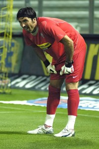 Eine lebende Legende: Gianluigi Buffon blieb trotz des Zwangsabstiegs bei Juventus. Foto: Luca/flickr.com