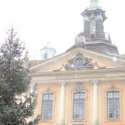 Die Schwedische Akademie in Stockholm. Bild: Flickr.de/ thbl