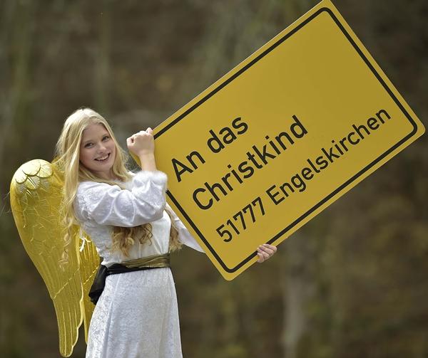 wo wohnt das christkind
