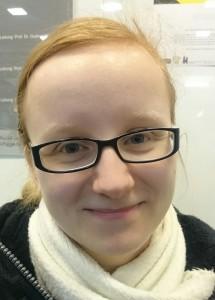 Katrin Umerle, 23, hat es aufgegeben mit den Vorsätzen!